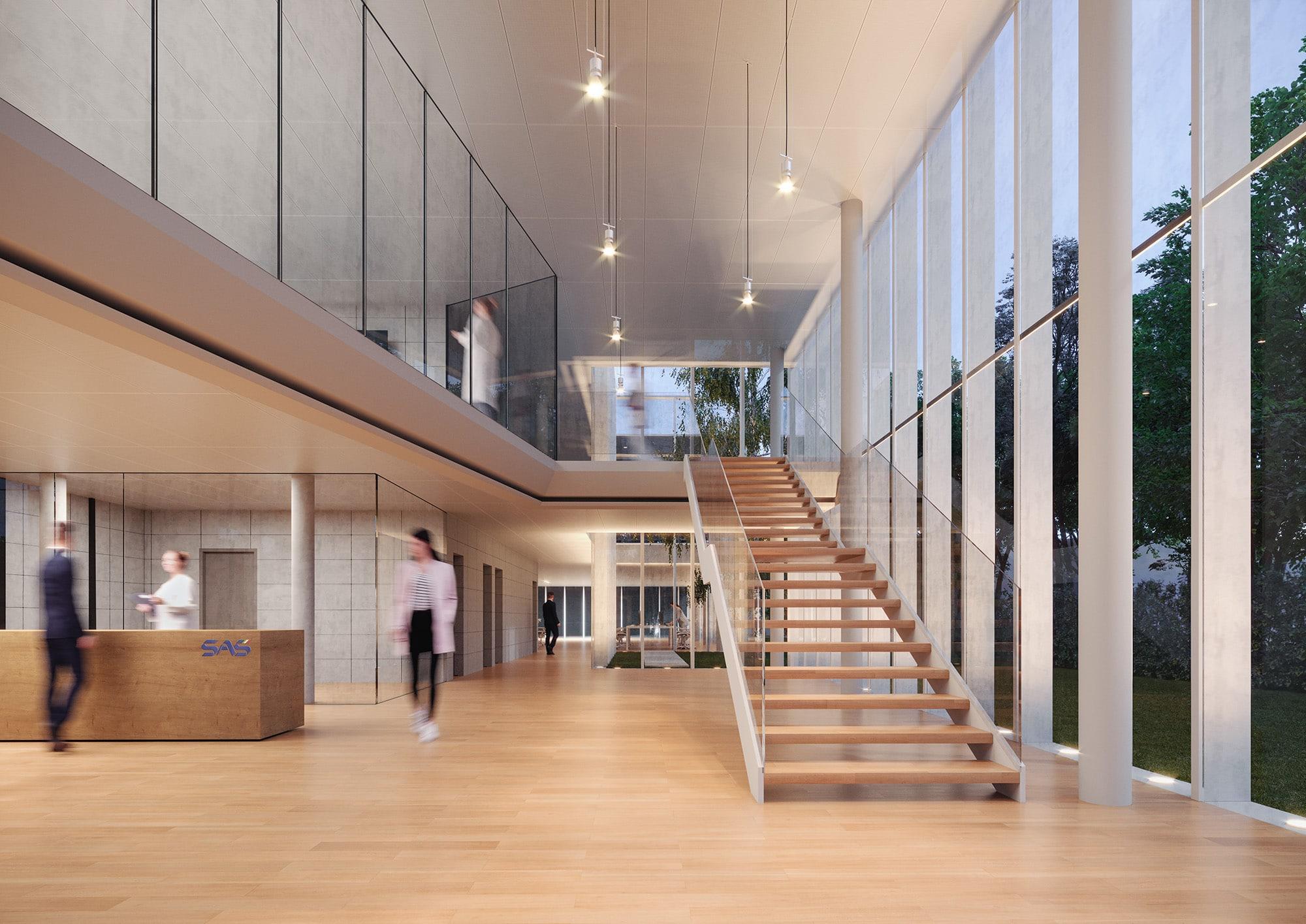 umberto_mauri_architetto_mauri_studio_lecco_headquarter_office_renovation_new_building_sketch_render_foyer_2000